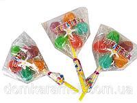 Мельница (карусель) с мармеладками на палочке Windwill Jelly Pop Prestige (20шт-упак)