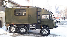 Прокат внедорожника Steyr Pinzgauer Puch 6x6, фото 2