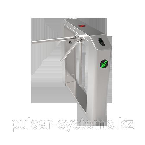Турникет-трипод ZKTeco TS2122 c контроллером и считывателем (отпечаток пальца + RFID карта)