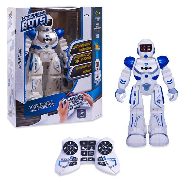 """Робот на р/у Longshore Limited """"Xtrem Bots: Агент"""""""
