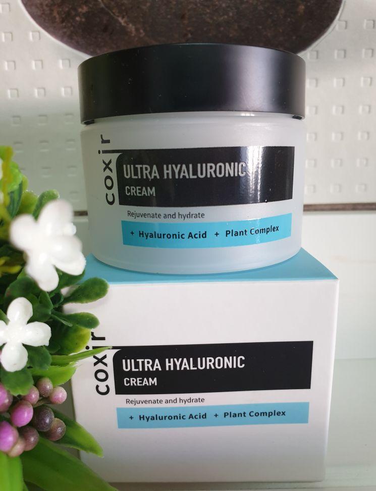 Крем для лица Coxir Ultra Hyaluronic Cream