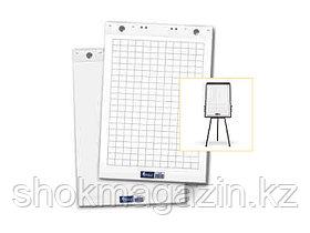 Блок бумаги для флипчарта 60см*83,5см,20 листов в клетку