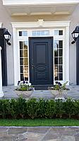 Двери в частный дом на заказ