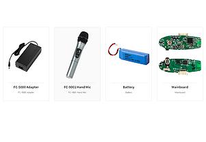 Звуковое оборудование: микрофоны, усилители, колонки, фото 3