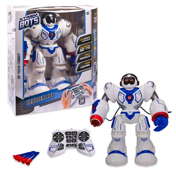 """Робот интерактивный  """"Xtrem Bots Trooper"""""""