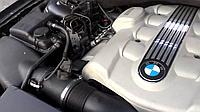 Двигатель BMW X5 N62B44 4.4L б/у