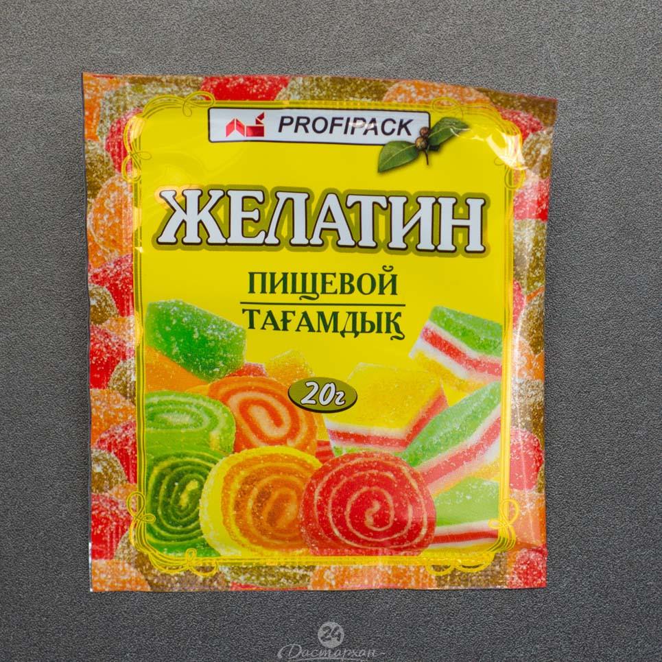 Желатин Profipack 20г