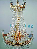 Хрустальная люстра корона по скидкам, фото 1