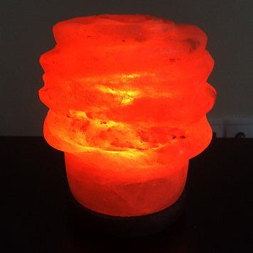 Солевая лампа - Цветок