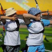 VI Международные игры «дети азии»