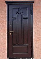 Двери металлические с установкой