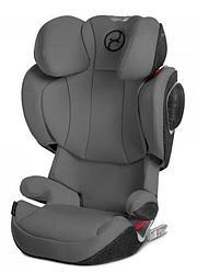 Автокресло Cybex Solution Z-fix Plus Manhattan Grey (15-36кг) 2г+