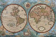 Карта Купон 47х75 см