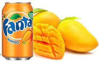 Fanta Mango Манго 355ml США (12шт-упак)