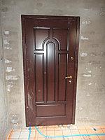Двери железные с установкой в Алматы