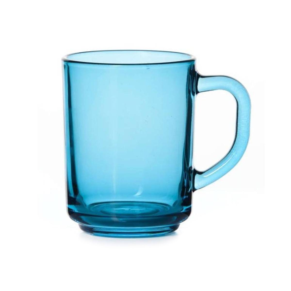Кружка Pasabahce Enjoy blue 250мл