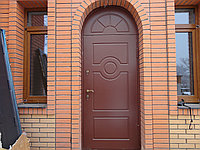 Двери входные любой сложности на заказ