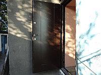 Двери железные входные на заказ