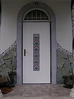 Двери входные в частный дом на заказ
