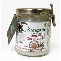 Кокосовое масло Extra Virgin, первого холодного отжима, 150 мл, Сангам