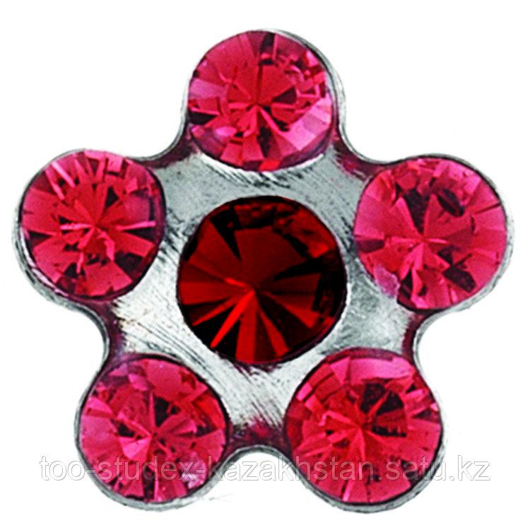 Серьги-иглы Цветочки System75™