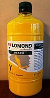 Чернила Eps plotter PRO series Y 1L Pigment LE10-010Y Lomond L0205716