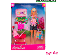 Кукла Defa, мама с ребенком