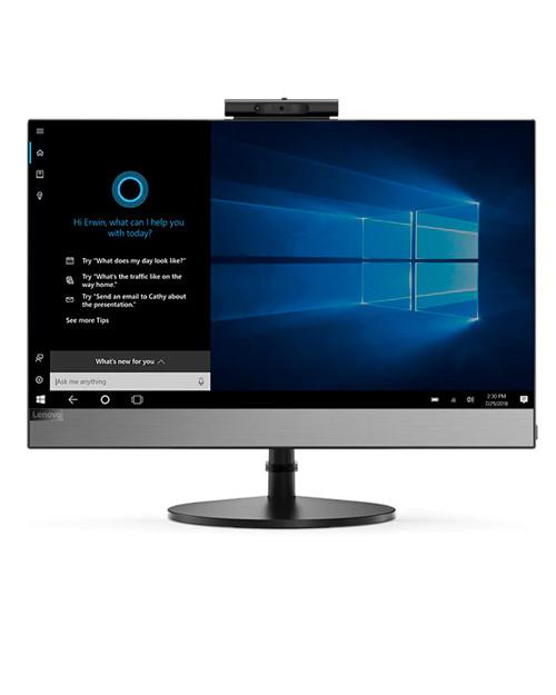 "Моноблок Lenovo V530 21,5""FHD/Core i3-8100T/4Gb/500Gb/DVD-RW/Win10Pro (10US0003RU)"