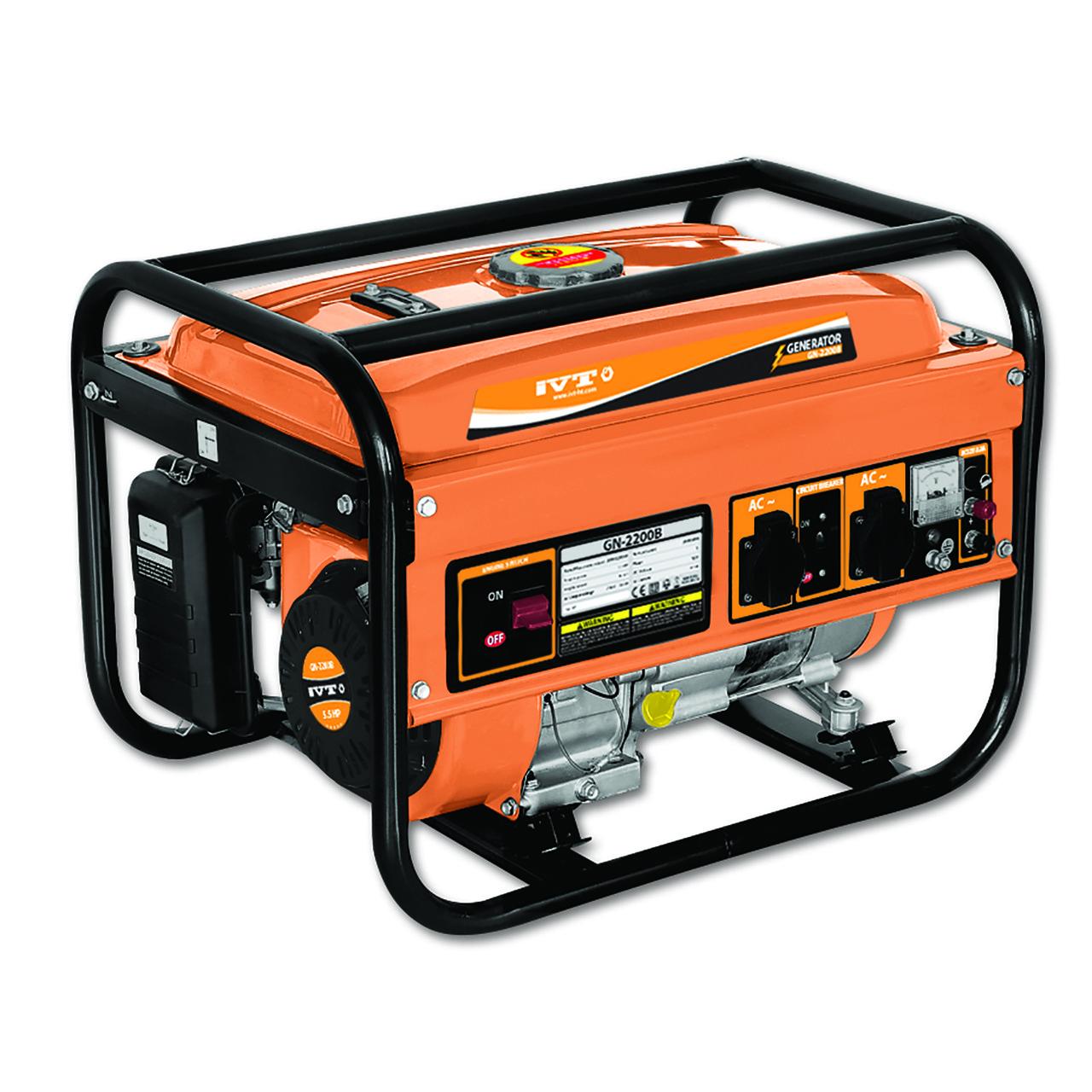 Генератор бензиновый IVT GN-2200В