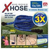 Шланг Magic-hose 45 метров, садовый, растягивающийся для полива с распылителе., фото 7