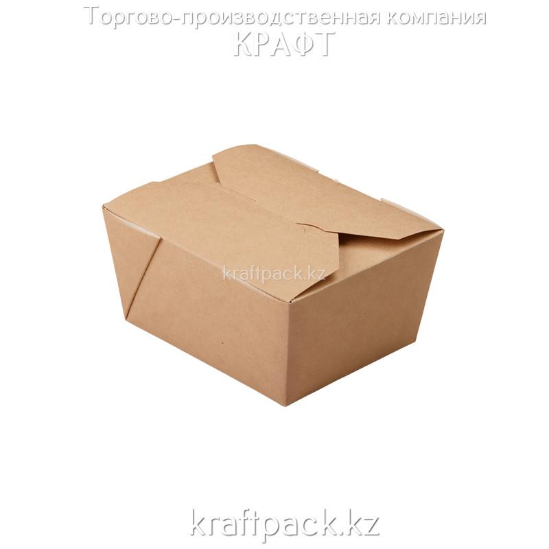 Универсальный контейнер 600мл 130*105*64 (Eco Fold Box 600) DoEco (50/450)