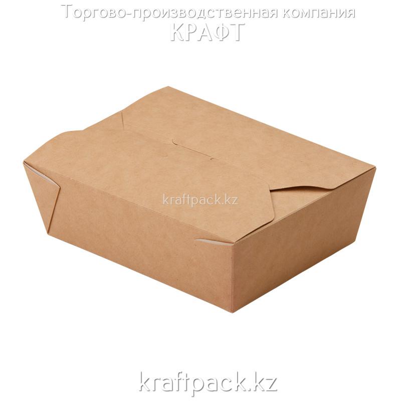 Универсальный контейнер 900мл 168*132*53 (Eco Fold Box 900) DoEco (240)