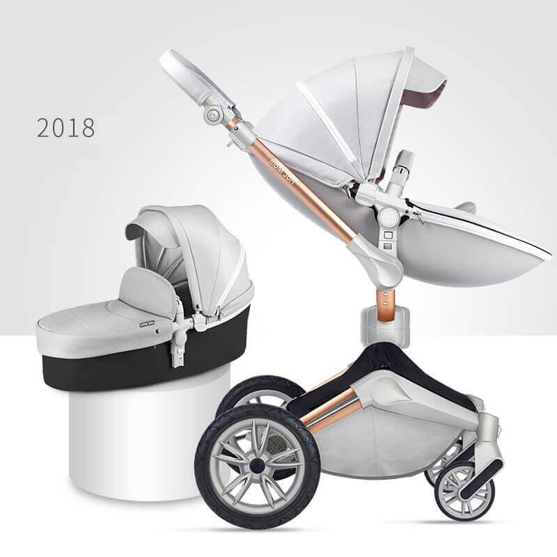 Детская коляска HotMom F023 цвета в ассортименте