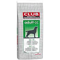Корм для собак вольерного содержания Royal Canin CLUB ADULT CC 20kg.