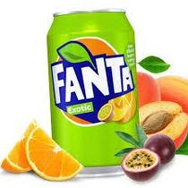 Fanta Exotic 330ml Дания (24шт-упак)