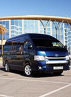 Аренда микроавтобуса с водителем в Нур-Султане (Астана)