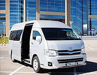 Арендовать микроавтобус для поездки за город