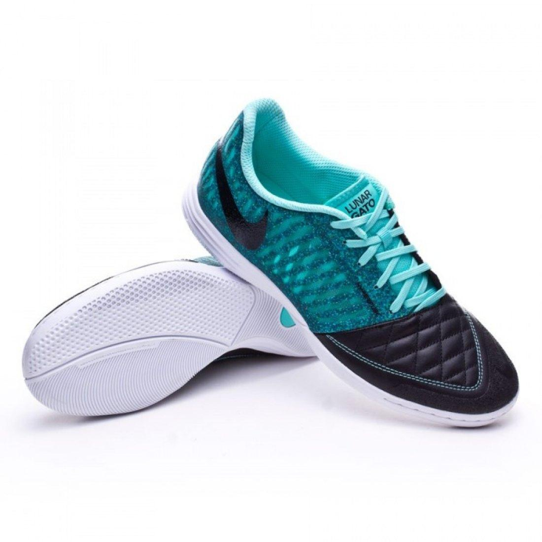 Бутсы-футзалки Nike Lunar Gato размеры 40-44 - фото 1