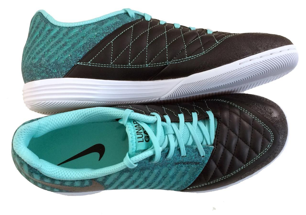Бутсы-футзалки Nike Lunar Gato размеры 40-44 - фото 2