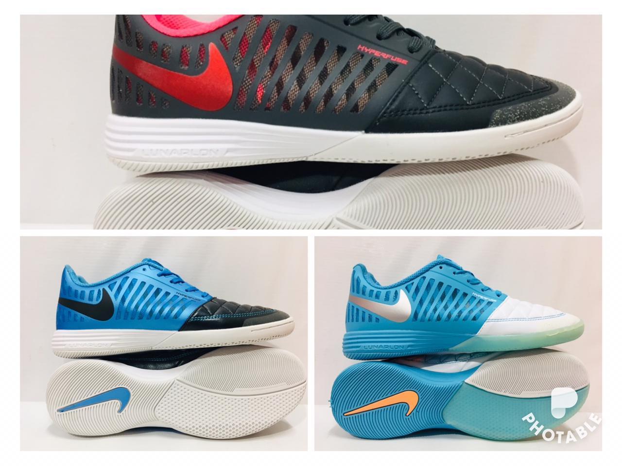 Бутсы-футзалки Nike Lunar Gato размеры 40-44 - фото 5