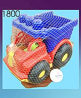 Инерционная машина, камаз,  пластмассовая.