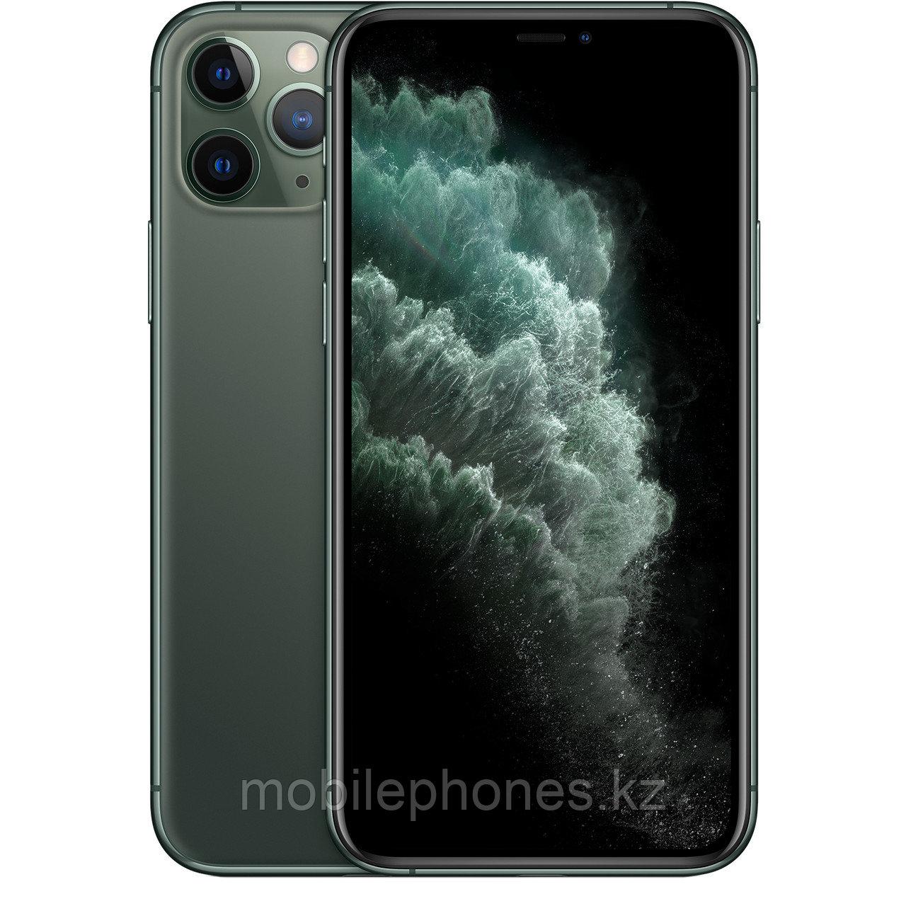 Смартфон Apple IPhone 11 Pro Max 256Gb OLD BOX Зелёный