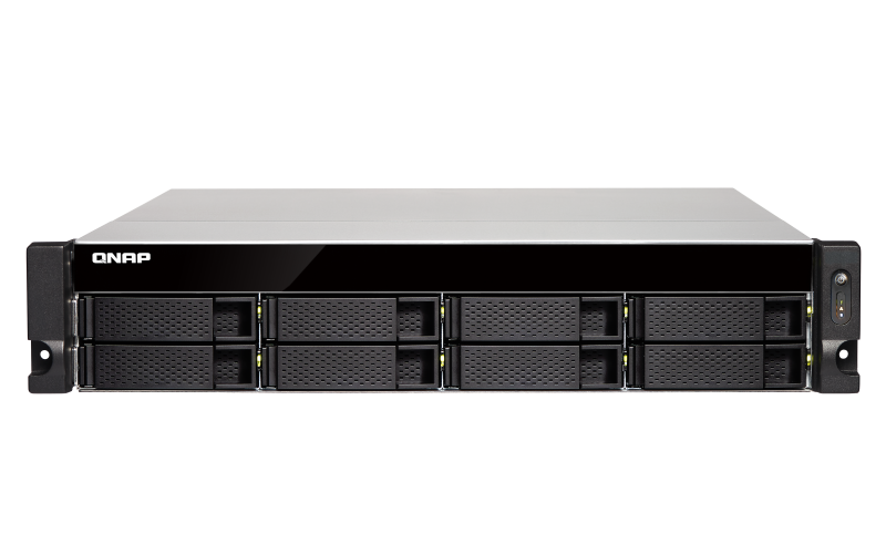 Сетевое хранилище QNAP TS-873U-8G