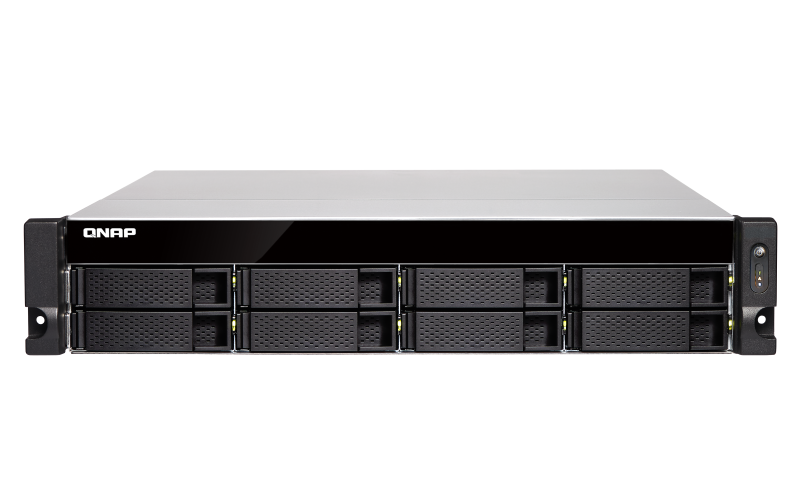 Сетевое хранилище QNAP TS-883XU-E2124-8G