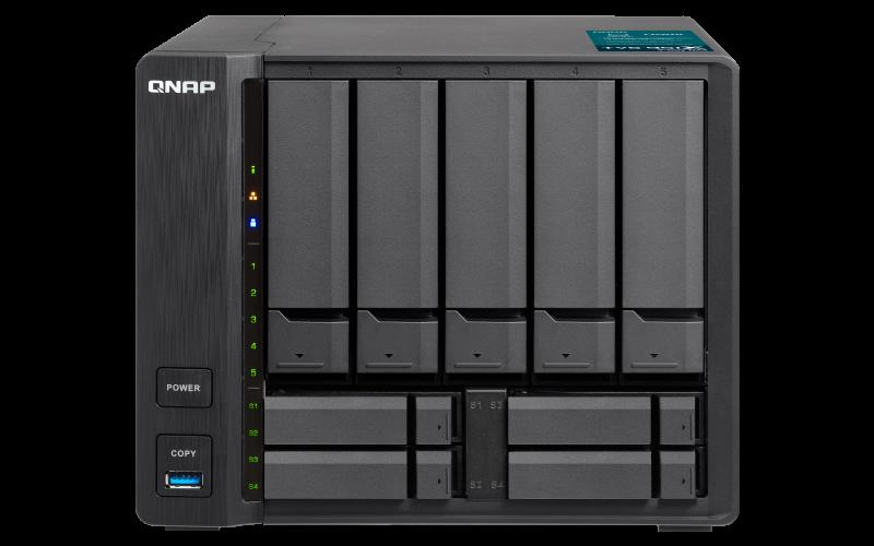 Сетевое хранилище QNAP TVS-951X-2G