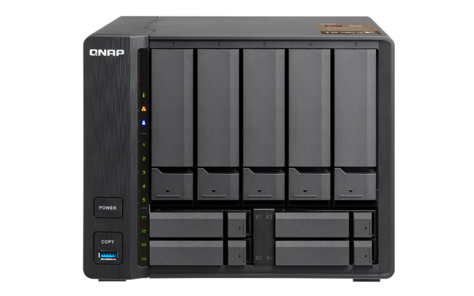 Сетевое хранилище QNAP TS-963X-8G, фото 2