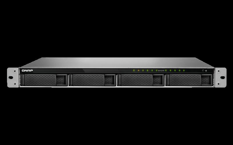 Сетевое хранилище QNAP TS-983XU-RP-E2124-8G