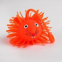 Ёжка 'Мышка', световой, цвета МИКС (комплект из 12 шт.)