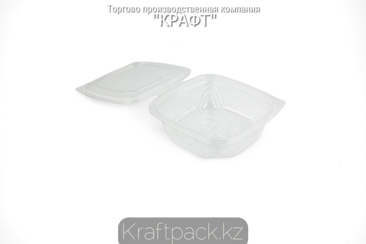 Контейнер СпК прозрачный 135 - 375 мл (75/300) ПолиЭр