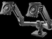 HP W3Z74AA Кронштейн для 2 мониторов Hot Desk
